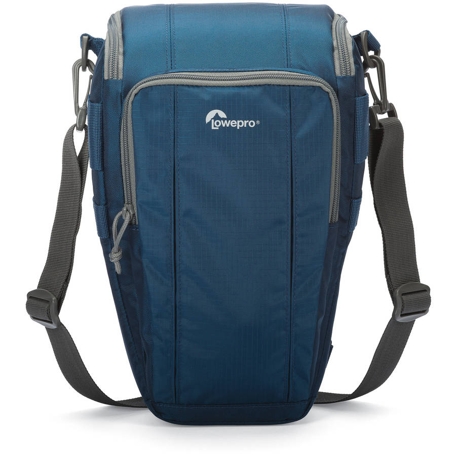 Lowepro Toploader Zoom 55 AW II, Galaxy Blue