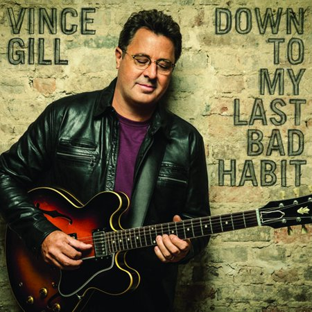 Vince Gill - Down To My Last Bad Habit (CD) (The Best Of Vince Gill)