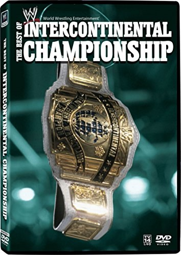 WWE The Best of Intercontinental Championship by GENIUS PRODUCTS INC