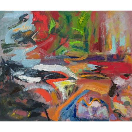 LAMINATED POSTER Abstract Art (635) 24x36 Poster Print