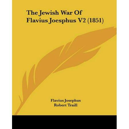 The Jewish War of Flavius Joesphus V2 (1851) - image 1 of 1