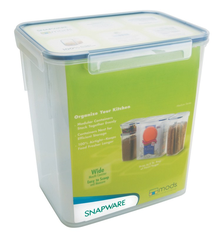 Aug 17, · Store food and leftovers in the Snapware piece Plastic Food Storage Set (item no. ) available at Costco for $