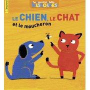 Le chien, le chat et le moucheron - eBook
