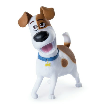 - The Secret Life of Pets - Max V2 Poseable Pet Figure