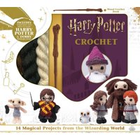 Deals on Harry Potter Crochet