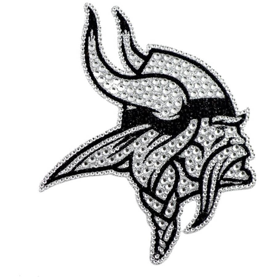 NFL Minnesota Vikings Bling Emblem