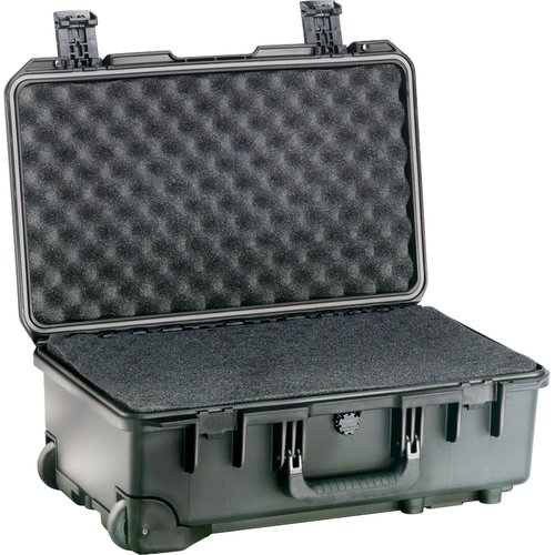 Pelican Storm Carry-On Case with Foam: 14.1'' x 21.7'' x 8.9''