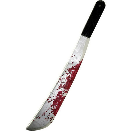 Jason Voorhees Machete Adult Halloween Accessory (Jason For Halloween)