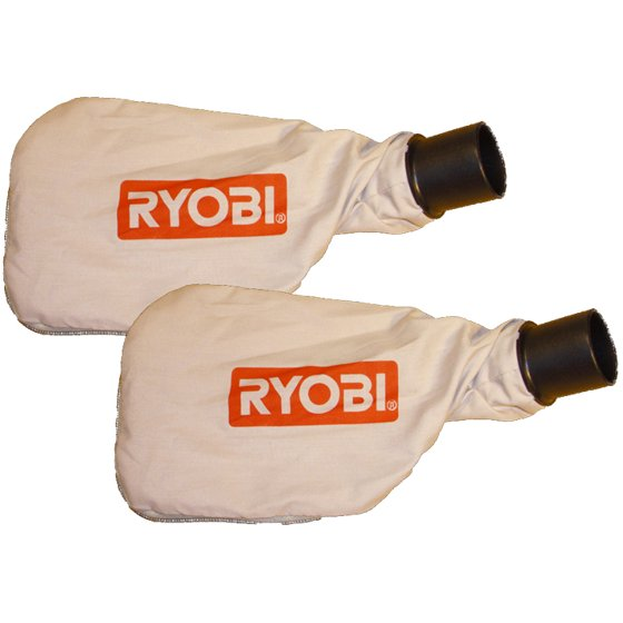 Ryobi Rls1351 5 In Flooring Saw Replacement Dust Bag 2