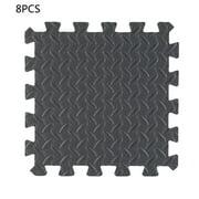 Exercise Mat with EVA Foam Interlocking Tiles,Home Gym Foam Floor Mats, Foam Flooring Mats Protective Home Gym Anti Slip Cushion