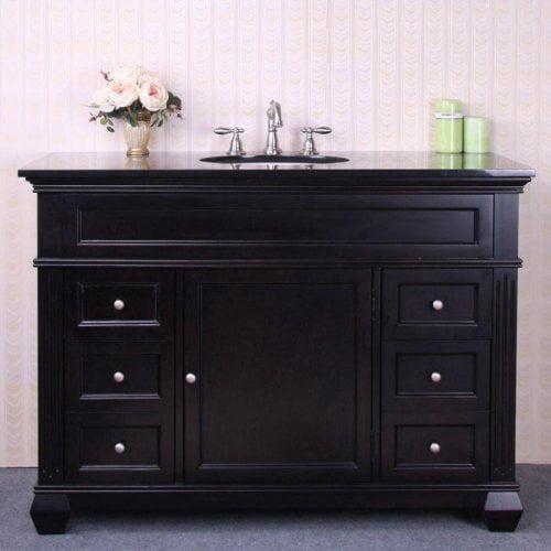 Legion Furniture Haldeman 49-in. Single Bathroom Vanity