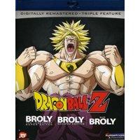 Dragon Ball Z: Broly Triple Feature (Blu-ray)