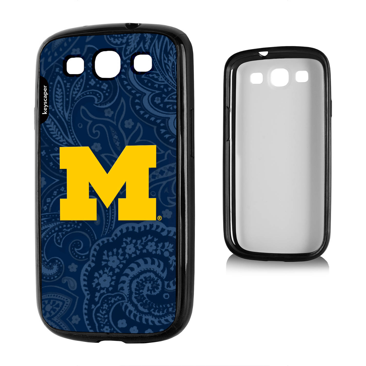 Michigan Wolverines Galaxy S3 Bumper Case