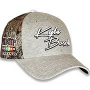 Kyle Busch Joe Gibbs Racing Team Collection Women's TrueTimber Adjustable Hat - Camo/Gray - OSFA