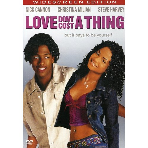 LOVE DONT COST A THING (DVD/WS/ENG-FR-SP-SUB)