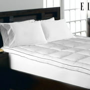 Elle Decor 2'' Polyester Mattress Pad