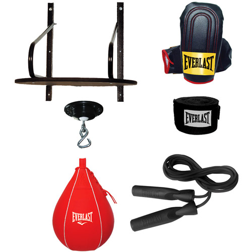 Speed bag hook up