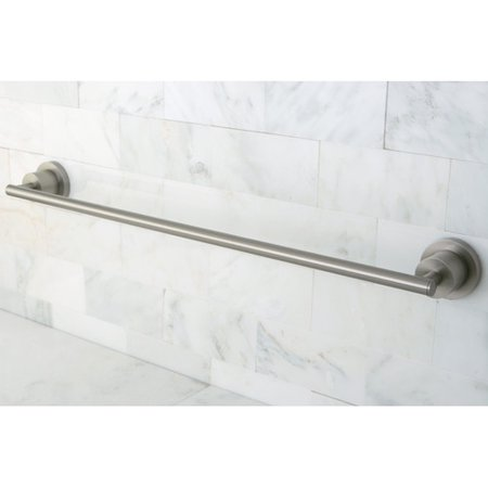 - Kingston Brass Concord 24'' Wall Mounted Towel Bar