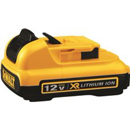 Dewalt 12 Volt Max 2.0 Ah Lithium Ion Battery Pack (Dewalt 12 Volt Lithium Battery)
