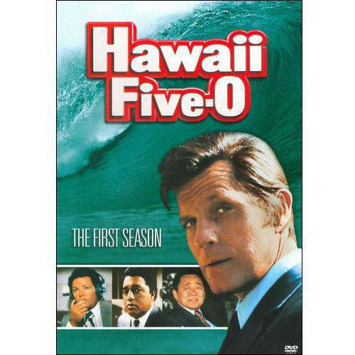 HAWAII FIVE O-1ST SEASON COMPLETE (DVD/7 DISCS)