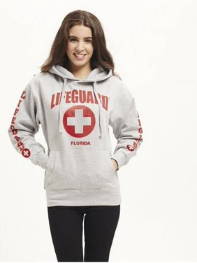 4192d524153987 Product Image Official Lifeguard Ladies Florida Hoodie