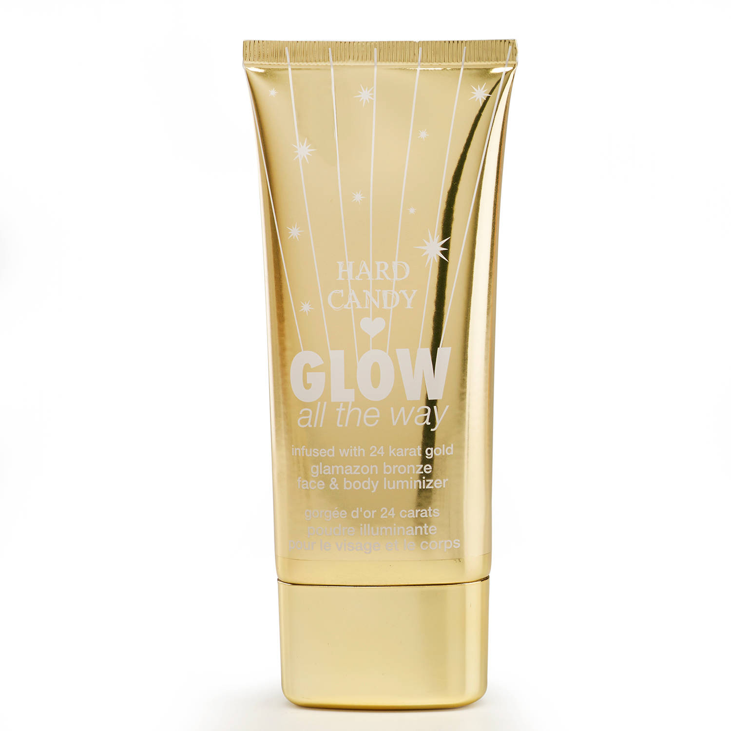 Hard Candy Glamazon Glow All The Way Face & Body Luminizer, Bronze 318