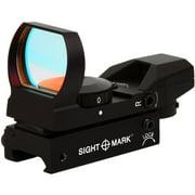 Sightmark Sure Shot Red Dot Sight Black, Dove Tail Mount