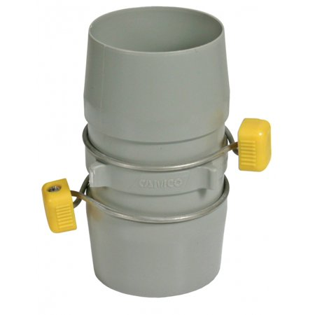 Camco Easy Slip Internal Hose Coupler - Bulk 39162