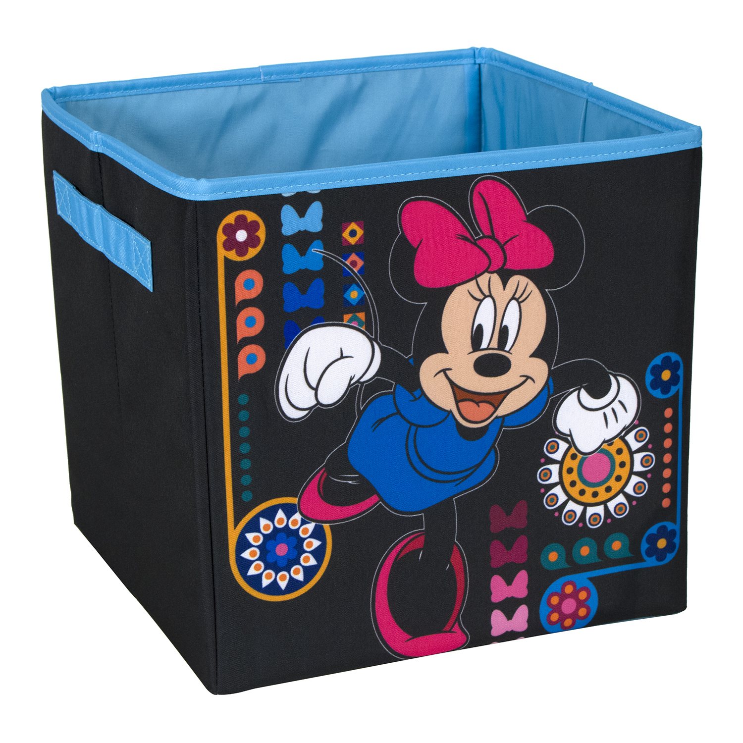 Disney Minnie Mouse Collapsible Storage Bin