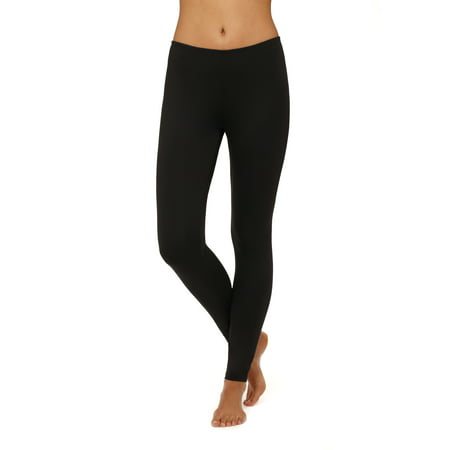 Stretch Microfiber Warm Underwear Legging