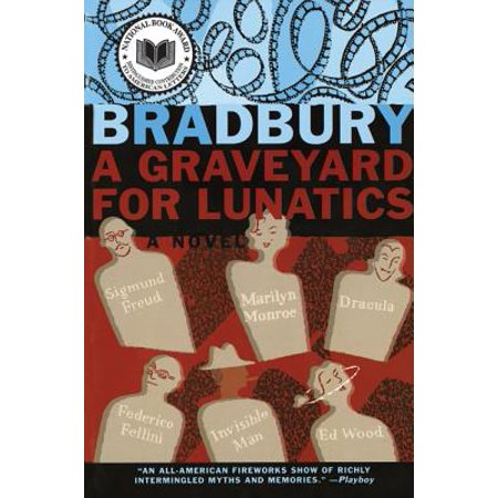 A Graveyard for Lunatics](Names Of Graveyards For Halloween)