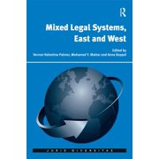 Mixed Legal Systems, East and West - eBook