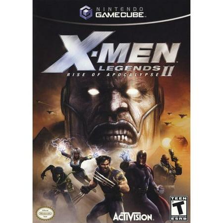 X-Men Legends II Rise of the Apocalypse - (X Men Legends 2 Rise Of Apocalypse Cheats)
