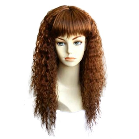 Fashion women long curly E HEATHER 27 30 professional wig - Eazy E Wig