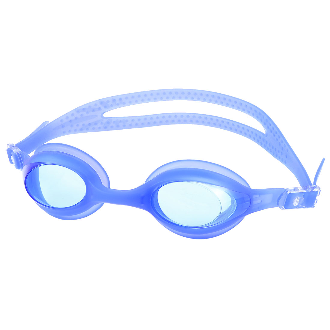 Unique Bargains Youth Adults Anti-fog Clear Lens Underwater Sports Goggles Ear Plugs For Swimming Diving by Unique-Bargains
