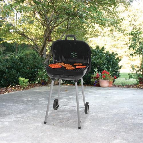 "Backyard Grill 18.5"" Square Charcoal Grill"
