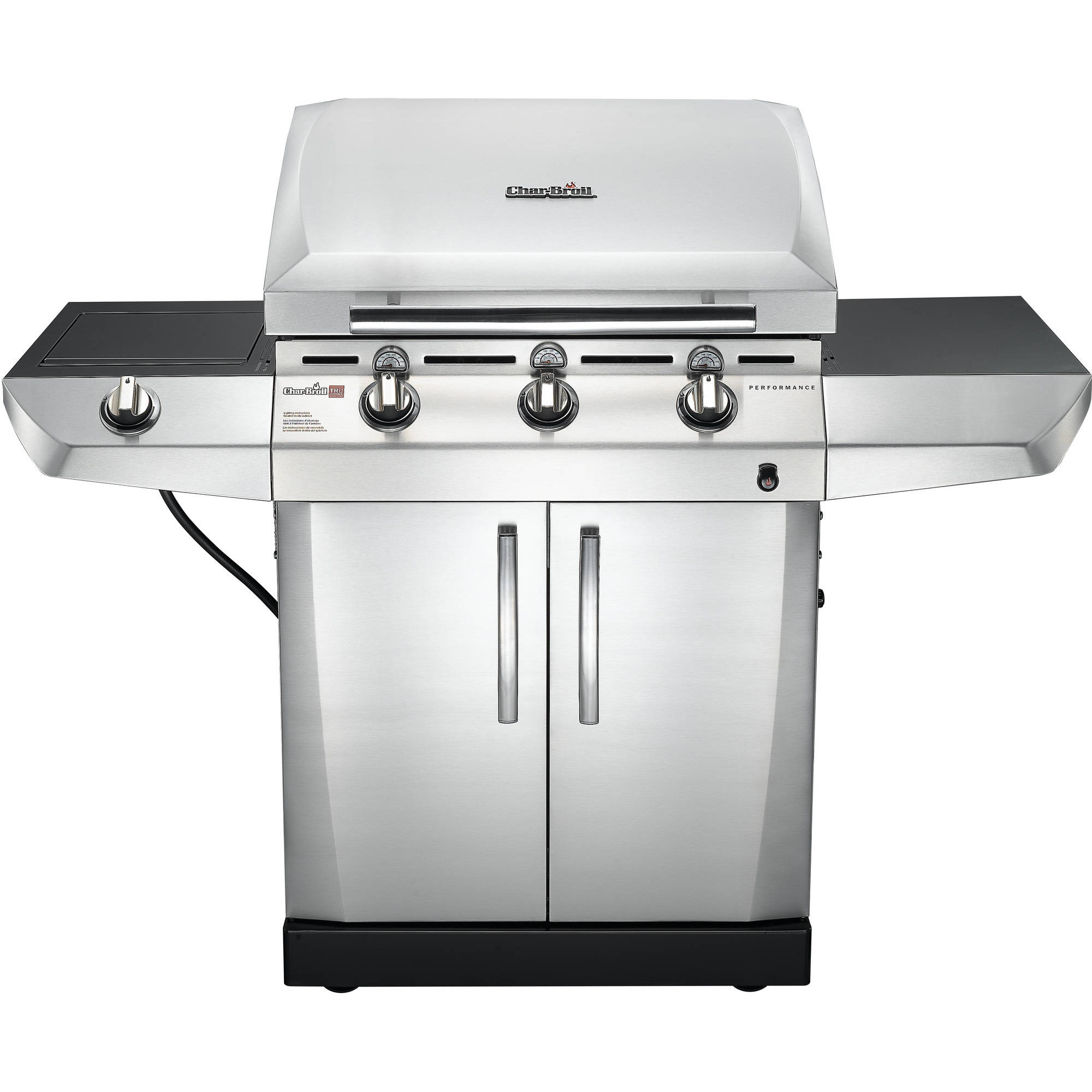 Char Broil Performance TRU Infrared T 36D 3 Burner Gas Grill with