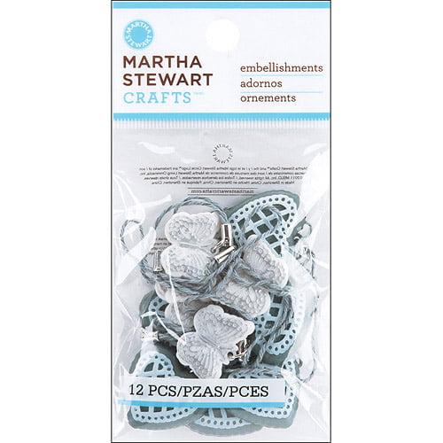 Martha Stewart Crafts Doily Lace Charms