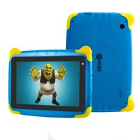"Contixo Kids Tablet K4 | 7"" Display Android 6.0 Bluetooth WiFi Camera Parental Control for Children Infant Toddlers (Blue)"