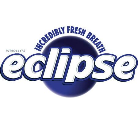 Eclipse Spearmint Sugarfree Gum  60 Piece Bottle