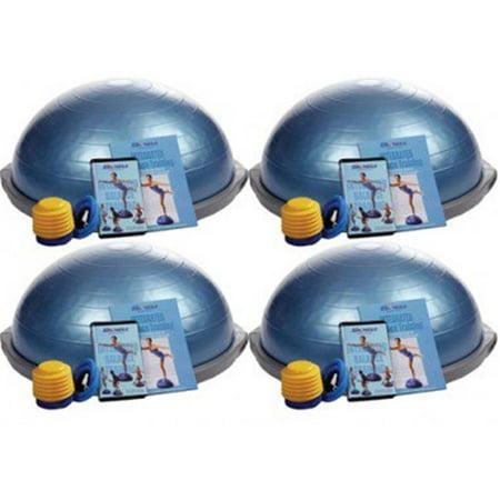 Bosu Pro Balance Trainers - Set of 4