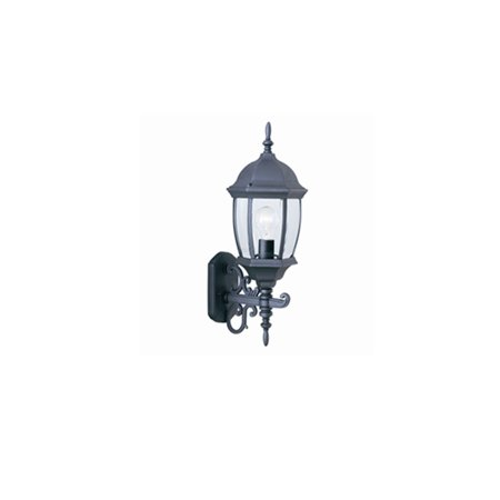Thomas Lighting Sl-9122-81 Tile Bronze 1 Light Outdoor Wall Sconce From Covington Collection Beveled