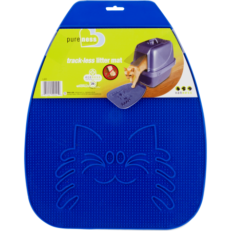 Van Ness, Trackless Cat Litter Mat