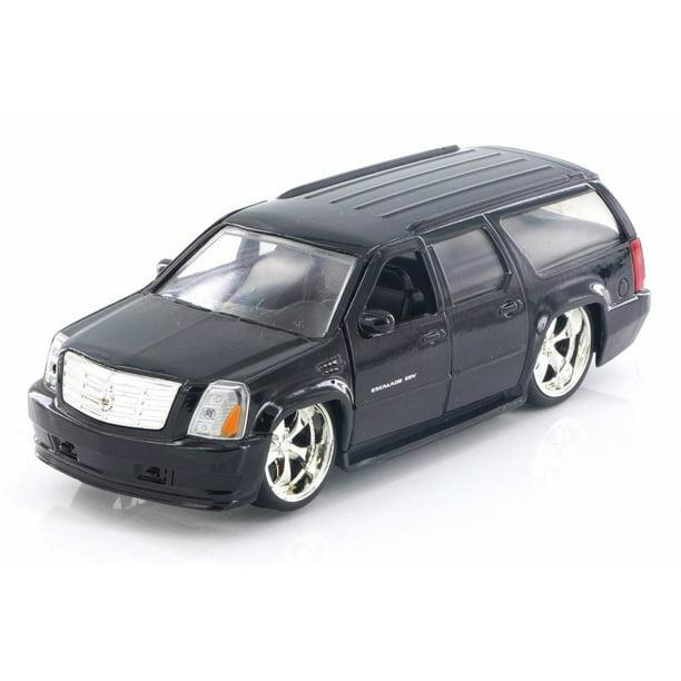 2007 Cadillac Escalade, Black