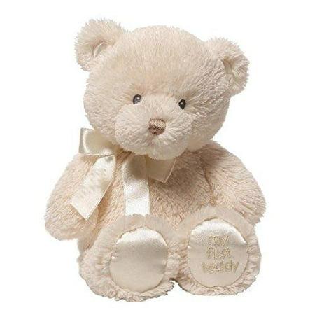 My 1st TeddyCream 15 inch - Baby Stuffed Animal by GUND (4056249)