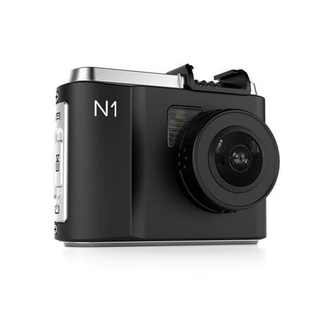 Vantrue N1 Mini Dash Cam   Full Hd 1080P Hdr 1 5 Inch Lcd Small Car Dashboard Camera Dvr Video Recorder With Parking Monitor  G Sensor  Super Night Vision   156  Viewing Angle