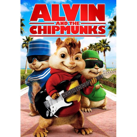 Alvin and the Chipmunks (DVD) (Alvin And The Chipmunks Werewolf Part 1)