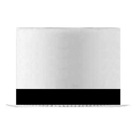 Solid Black Edible Cake Decoration Ribbon -6 Slim Strips](Edible Halloween Cake Decorations)