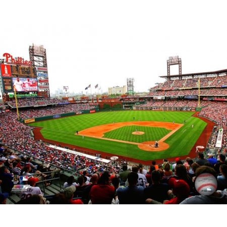 Citizens Bank Park 2008 Philadelphia Phillies Photo Print