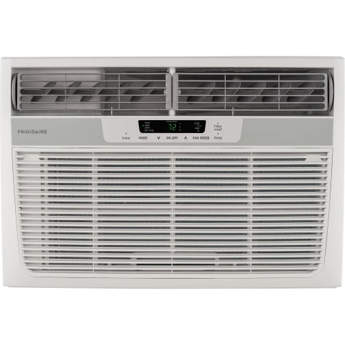 Frigidaire FFRH1222R2 12,000-BTU 230V Compact Slide-Out Chassis Air Conditioner with 11,000 BTU Supplemental Heat Capability
